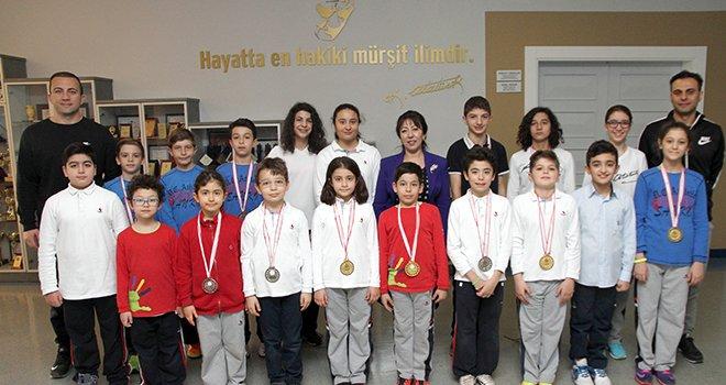Özel Sanko Okulları Modern Pentatlon Şampiyonası