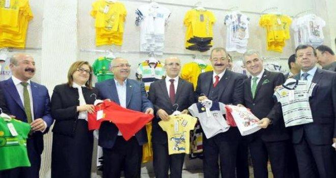 Pentex Fuarı 14 Şubat'ta Gaziantep'te açılıyor