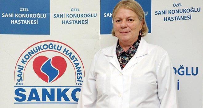 Prof. Dr.  Münife Neyal, SANKO'da hasta kabülüne başladı