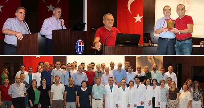 Prof. Dr. Aybastı GAÜN'den emekli oldu