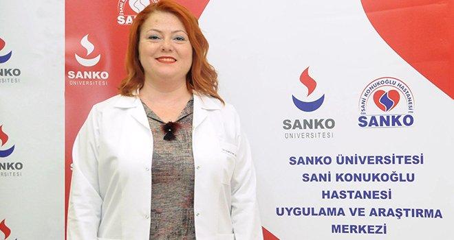 Psikiyatri Uzmanı Dr. Gürz Yalçın, Sanko'da