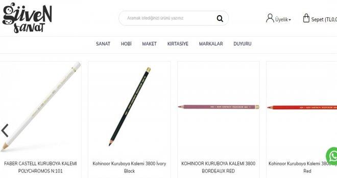 Renk Cümbüşü Boya Kalemi Setleri