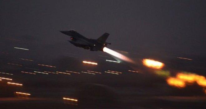 Rus jetlerinden, El Bab'a hava harekatı