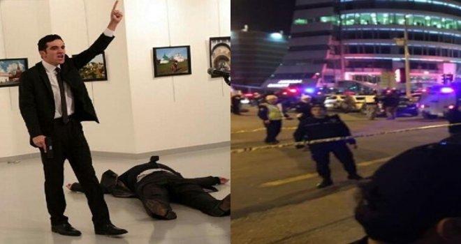 Rusya Büyükelçisi Andrey Karlov'a silahlı saldırı...