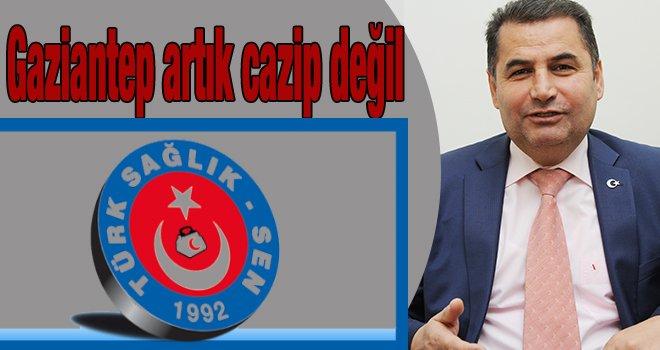 Sağlık çalışanları için Gaziantep artık cazip değil