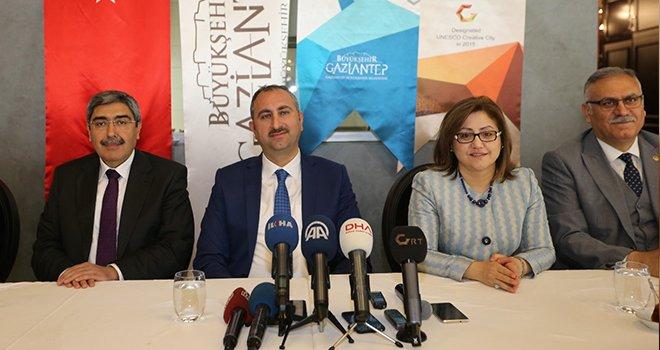 Şahin: 2 Milyon Gaziantepliye teşekkür ediyorum