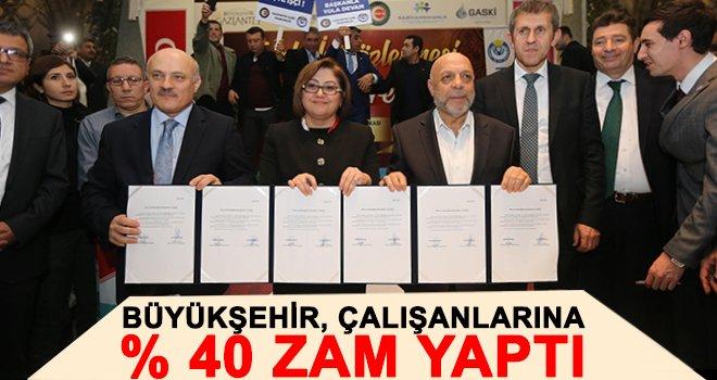 Şahin: En düşük maaş alan işçi kardeşimize artı 1000 TL