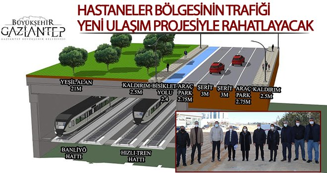 Şahin: Yapılan yatırımlarla şehir sınıf atlıyor