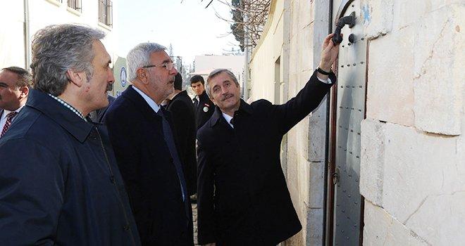 Şahinbey Belediyesi tarihe hayat verdi
