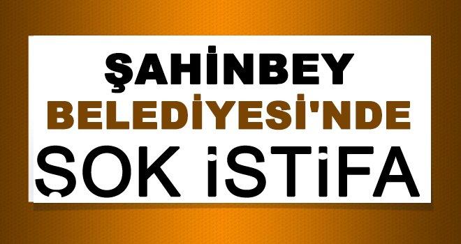 Şahinbey'de meclis üyelikleri için 4 istifa...