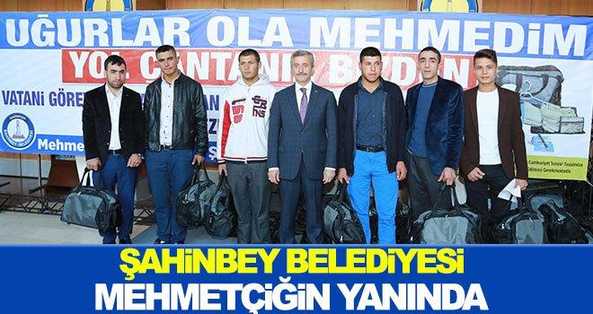 Şahinbey'den 'Uğurlar Ola Mehmedim Yol Çantanız Bizde' projesi