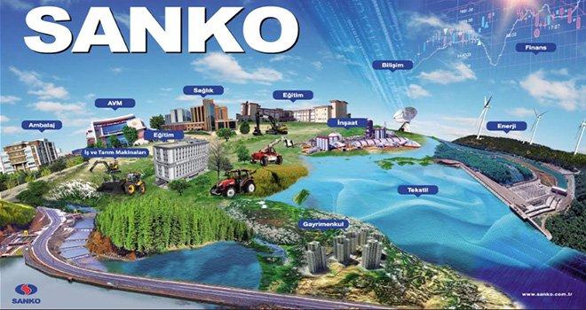 Sanko İSO 500'e 5 şirketiyle girmeyi başardı: Gururumuz oldu