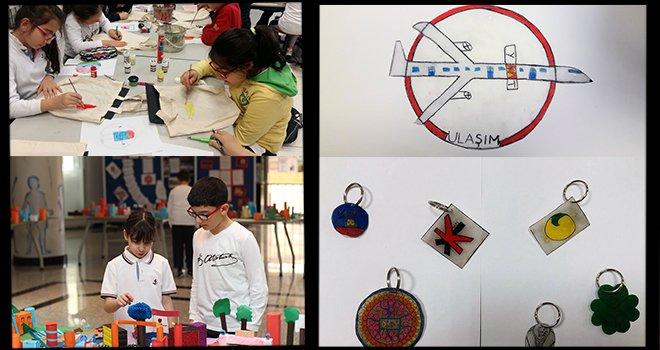 """Sanko Okulları'ndan """"Finansal Okuryazarlık"""" projesi"""