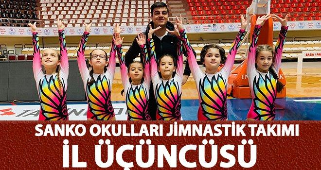 Sanko Okulları'nın Jimnastik başarısı
