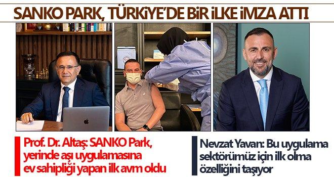 SANKO Park,Türkiye'de bir ilke imza attı