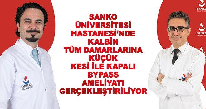 SANKO Üniversitesi Hastanesi'nden bölgede bir ilk!