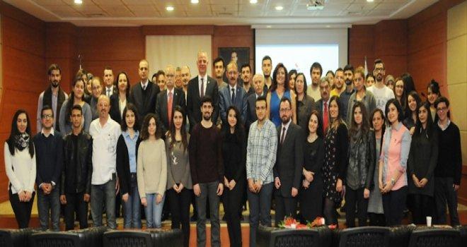 Sanko Üniversitesi'nde 14 Mart kutlaması