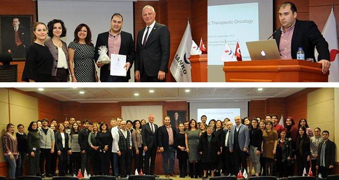 Sanko Üniversitesi'nde bilimsel etkinlik konferansı