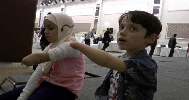 Savaş mağduru Suriyelilere ücretsiz protez yapacaklar