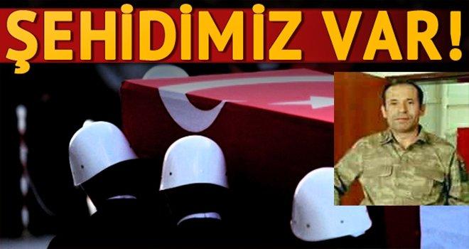 Şehit Ateşi Gaziantep'e düştü! Jandarma Özden Şehit oldu...