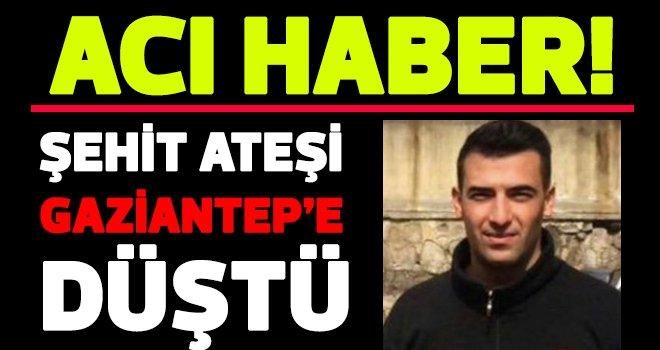 Şehit ateşi Gaziantep'e düştü! Özel Harekat Polisi Yılmaz şehit oldu