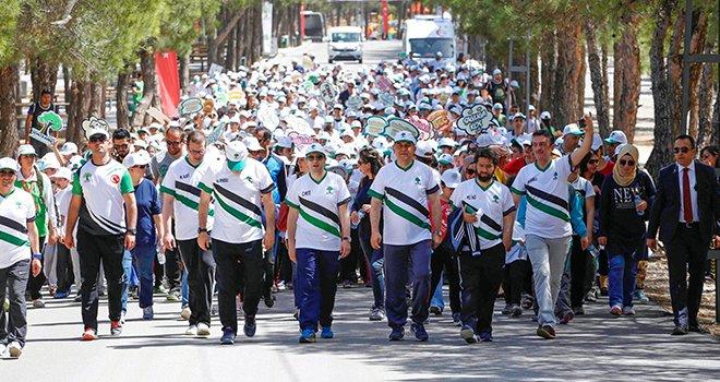 Şehitkamil gençlik kampı 12 bin kişiyi misafir etti