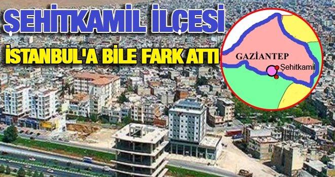 Şehitkamil ilçesi, bakın Türkiye'de kaçıncı sırada?