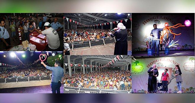 Şehitkamil'de Ramazan dolu dolu geçiyor