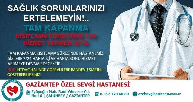Sevgi Hastanesi Reklam