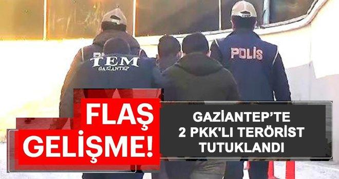 Silahlı eğitimi alan teröristler tutuklandı!..