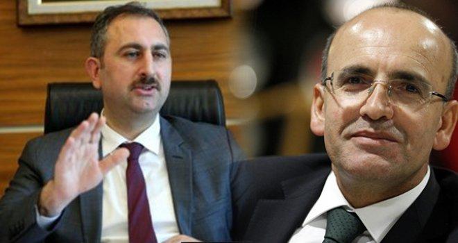Abdulhamid Gül Adalet Bakanı, Şimşek yine kabinede