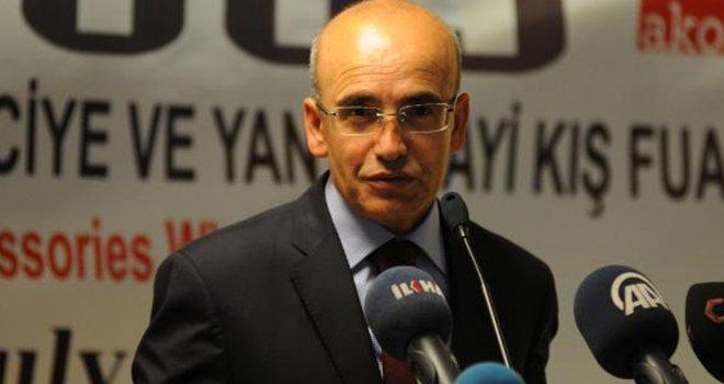 Şimşek: Türkiye ihmal edilecek bir ülke değil