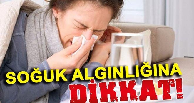 Soğuk algınlığı tedavisinde sıvı tüketimine dikkat edilmedi!