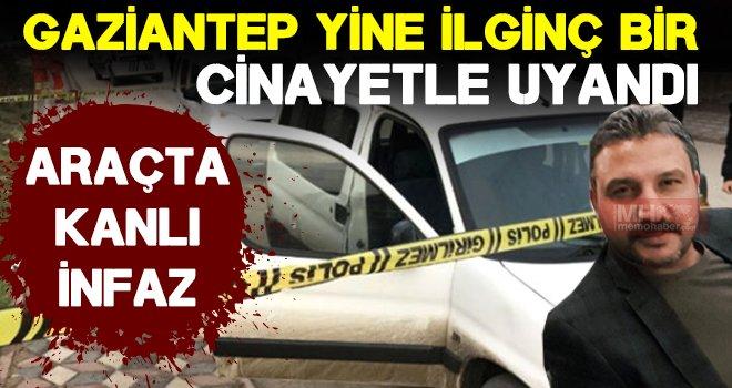 Gaziantep'te emlakçı, para yüzünden öldürüldü!