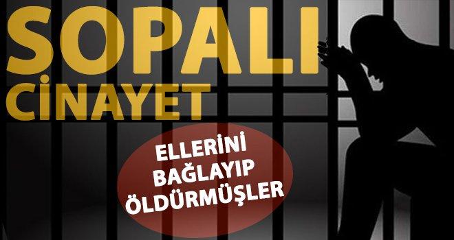 Sopalı cinayetinden sonra Gaziantep'e kaçmışlar!