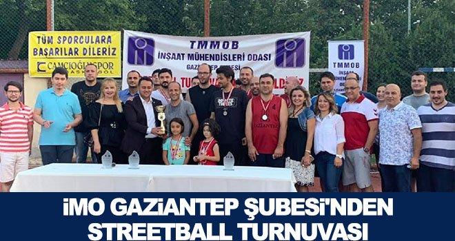 Streetball turnuvası büyük ilgi gördü