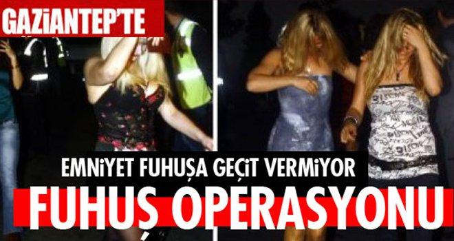 Gaziantep'te polis Stüdyo dairelerini mercek altına aldı...