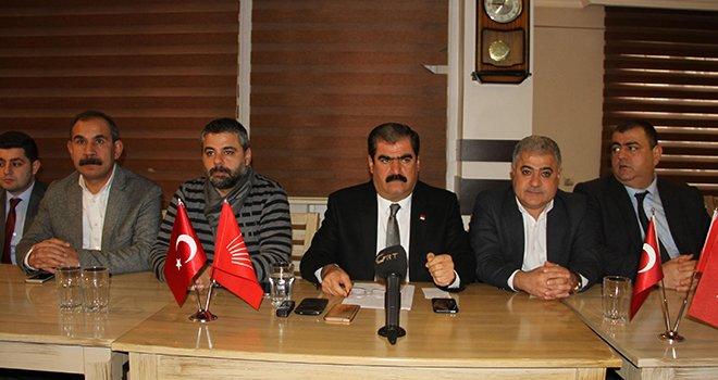 Sucu'dan Gaziantep gündemine ilişkin toplantı...