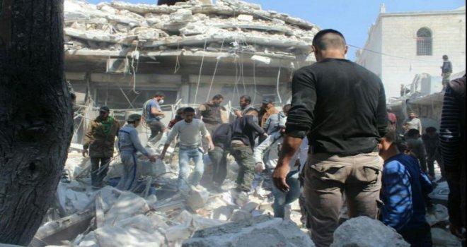 Suriye Gözlem Örgütü: Ölenlerin 20'si çocuk,17'si kadın