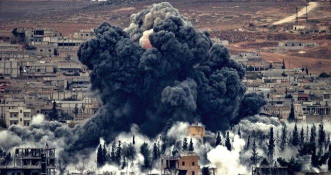 Suriye'de 104 DEAŞ hedefi vuruldu, 6 terörist öldürüldü