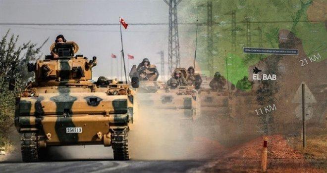 Suriye'de Türk birliğine saldıran DEAŞ'a ağır darbe