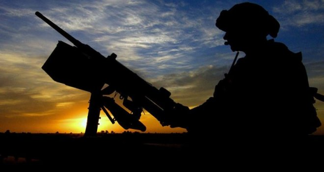 Suriye'den yapılan taciz ateşine misilleme