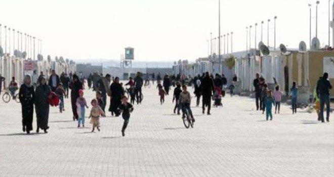 Suriyeliler'in yükünü sınır illeri çekiyor