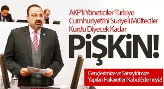Gaziantep, Suriyelilerden öncede vardı, Suriyelilerden sonrada var olacaktır!