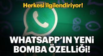 WhatsApp'tan yeni video özelliği!