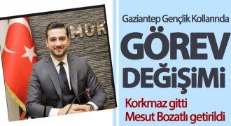 AK Parti Gençlik kollarında görev değişimi