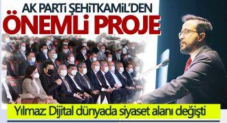 Bu proje AK Parti teşkilatlarına örnek olacak