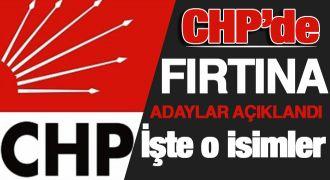 CHP Gaziantep milletvekili adayları belli oldu! İşte son hali
