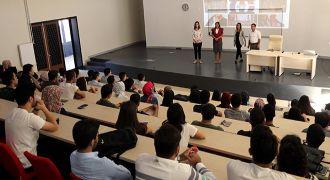 GAÜN'lü yeni öğrenciler Gaziantep'i sevdi