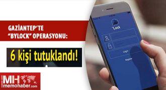 Gaziantep FETÖ operasyonu! 6  dernek yöneticilerine tutuklama...